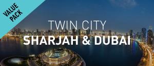 Twin City - Sharjah & Dubai