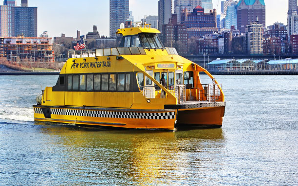 Water Taxis, New York