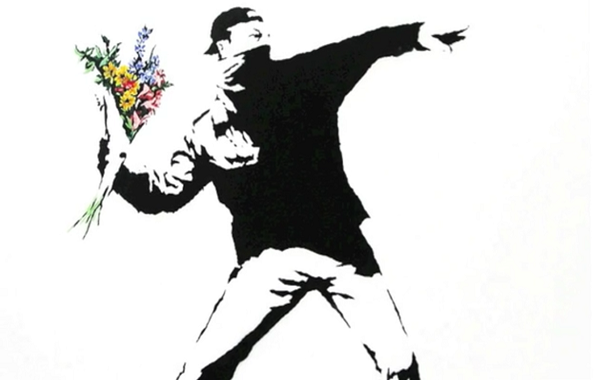 Why Banksy is the street artist you need to be following