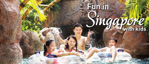 Fun in Singapore with kids