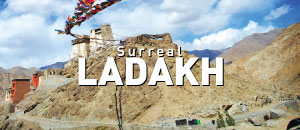 Surreal Ladakh